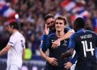 Grīzmana dublis nospiež Vāciju, Gibraltāram otrā uzvara pēc kārtas