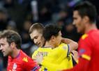 Kazahstāna sagrauj Andoru un tiek pie pirmās uzvaras Latvijas grupā