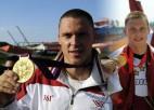 Valmierā atklāta divkārtējā olimpiskā čempiona Štromberga vārdā nosaukta trase