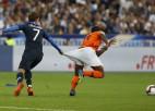 Nīderlande mēģinās paveikt desmit gadus nepaveikto - uzvarēt Franciju