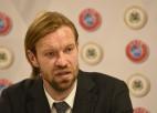 LFF plāno vērsties tiesībsargājošajās iestādēs saistībā ar Staiceles treniņbāzi