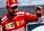 """Fetels nepiekrīt līgumam ar """"Ferrari"""" un iegādājas simulatoru"""