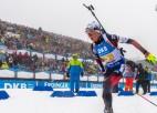 Bendikai neveiksmīgs sprints, negaidīts triumfs jaunajai čehietei Davidovai