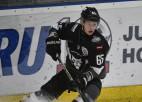 """""""Rīgas"""" hokejisti pārspēj austriešus, cīnīsies par """"Super Challenge"""" piekto vietu"""