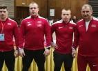 Svarcēlājs Suharevs izcīna otro vietu sacensībās Irānā
