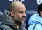 Gvardiola vēlas turpināt trenēt ''Manchester City'' arī pēc šīs sezonas