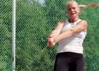 Vesera metēja Igaune pārspēj Latvijas rekordu un kvalificējas PČ