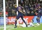 Šokējošs misēklis uzbrukumā atliek PSG titula svinības, Ben Arfam izcili vārti