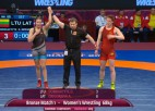 Video: Grigorjeva atspēlējas un triumfē EČ bronzas finālā