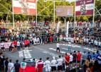 """15. maijā Grīziņkalnā tiks atklāta """"Ghetto Football"""" 9. sezona"""