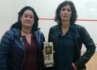 Skvoša sacensībās Spānijā uzvarētājai uzdāvina vibratoru