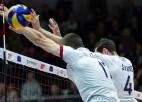 Latvija pirmajos setos zaudē galotnē un Zelta līgā debitē ar neveiksmi Turcijā