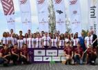 Augstus rezultātus rādošā Dolgiļeviča būs Latvijas karognesēja Eiropas Jaunatnes olimpiādē