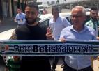 """Pasaules kausa ieguvējs Nabils Fekirs pāriet uz """"Real Betis"""""""