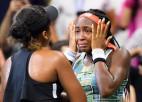 Osaka eksaminēs Gofu, Federeram Milmana pārbaudījums