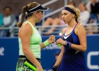 """US Open"" otrā ceturtdaļfinālu diena ar Nadalu un Ostapenko dubultspēli"