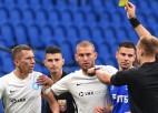 """RFS pārbaudes spēlē cīnās neizšķirti ar Maskavas """"Dynamo"""""""