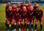 Latvijas U17 meiteņu izlase gūst agrus vārtus, tomēr vēlreiz zaudē ukrainietēm