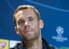 """""""Bayern"""" piedraud ar Vācijas izlases boikotu, ja Noiers nebūs sākumsastāvā"""