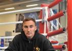 """Saproņenko: """"Vingrošana ir daudz sarežģītāks sporta veids nekā bokss"""""""