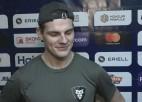 """Video: Švanenbergs: """"Centāmies neatbildēt uz pretinieku provokācijām"""""""