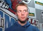 """Video: Bernhards: """"Momenti bija, nespējām tos realizēt pretēji Rīgas komandai"""""""