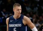 Video: Porziņģim 14+10, sagraujot NBA vicečempionus