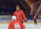 """Znaroka un Vītoliņa vadītais """"Spartak"""" atsāk treniņnometni"""