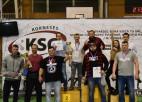 Klasiskajā spēka trīscīņā uzstādīti vairāki jauni Latvijas rekordi