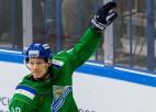 KHL nedēļas labākie - Paskāls, Mērfijs, Sošņikovs