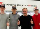 ''Toyota'' rallija komanda pilnībā nomaina sastāvu nākamajai sezonai