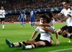 """""""Valencia"""" izrauj neizšķirtu pret """"Chelsea"""", """"Zenit"""" svarīga uzvara pār Lionu"""