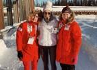 Māsas Buliņas un Sabule ārpus <i>Top </i>60 IBU kausa posmā Norvēģijā