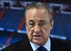 "Madrides ""Real"" prezidenta shēma, ko UEFA uzskata par neprātīgu"