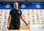 """Neguvis nevienu uzvaru """"Euro 2020"""" atlasē, Volaids turpinās vadīt Igaunijas izlasi"""
