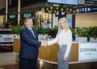 """Pirmās biļetes uz 2021. gada PČ hokejā būs nopērkamas lielveikalā """"Domina"""""""