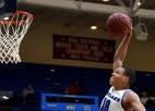 NBA drafta 6. numura Kalvera brālis raksta koledžu basketbola vēsturi: 100 punkti spēlē