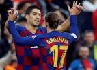 """Svaresam vārti un trīs piespēles, """"Barcelona"""" droši uzvar """"Alaves"""""""