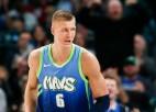 Video: Porziņģa otrā rezultatīvākā spēle NBA: 38+13+4+5
