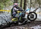 """Motosportists Artūrs Irbe: """"Divas stundas bija jābrauc bez ūdens"""""""