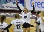 Latvijas komandām nedēļas nogalē trīs uzvaras Baltijas sieviešu līgā