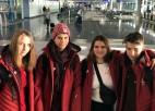 Latvijas kērlingisti pirmo reizi startēs Jaunatnes ziemas olimpiskajās spēlēs
