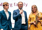 Solbergu ģimene: ''Pirmie četri Olivera autosporta gadi Latvijā bija lieliski''