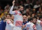 Horvātija un Spānija pēc uzvarām soļo pretim EČ pusfinālam