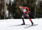 IBU kauss: Birkentāls neiziet uz starta iedzīšanā, sprinta uzvarētājam astoņas kļūdas