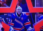 Helberjs, Voinovs un Tkačovs kļuvuši par KHL nedēļas labākajiem