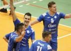 Egleskalnam divas uzvaras Francijā, Buividam 29 punkti Šveicē