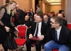 No Rīgas pils uz Ieriķu ielu: Vējonis ievēlēts par LBS prezidentu