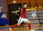 Latvijas izlasē Matīss Babris pirms svarīgas spēles pret Slovēniju nomaina Jerofejevu