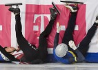 R. Krūzbergam kritiens Eiropas čempionāta pusfinālā